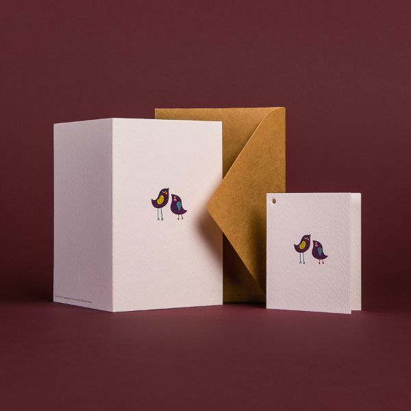 Набор поздравительных открыток