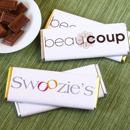 Фирменная плитка шоколада