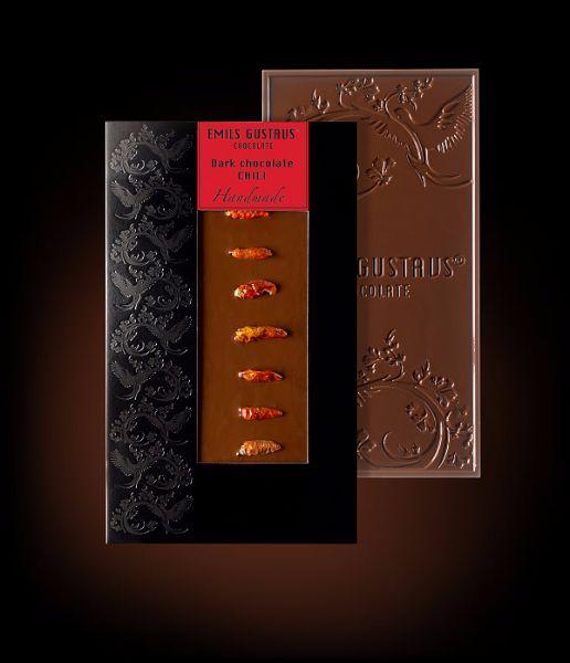 Шоколад с чили