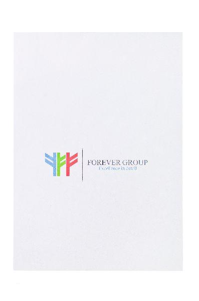 Корпоративная папка с логотипом