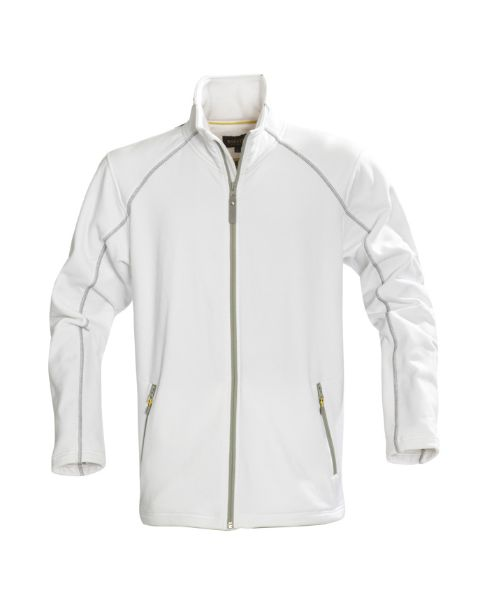 Приталенная флисовая куртка