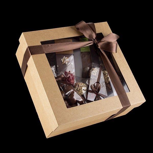 Подарочный набор шоколада