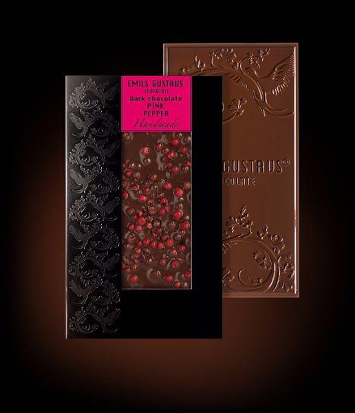 Шоколад с красным перцем