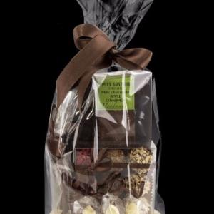 Шоколадный набор с бантом