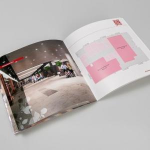 Рекламный каталог для торгового центра
