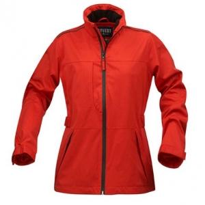 Удлиненная куртка на молнии с регулировкой размера