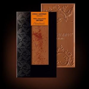 Шоколад с шафраном