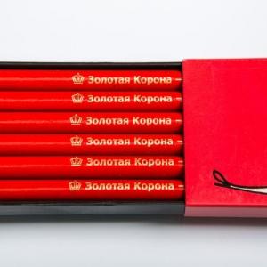 Набор фирменных карандашей
