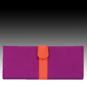 Шелковое портмоне для бизнес-леди