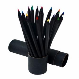Набор цветных матовых карандашей