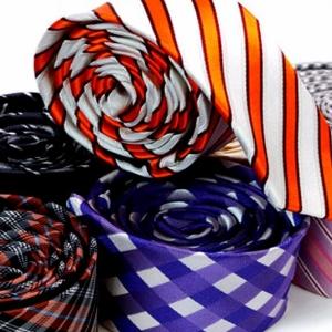 Подарочный шелковый галстук