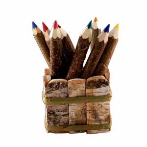 Набор цветных карандашей ручной работы