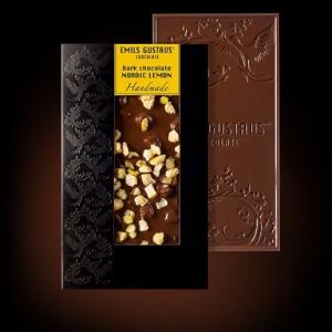 Шоколад с айвой