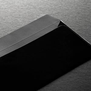 Черный конверт формата «Евро»