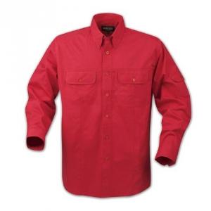 Прямая мужская рубашка