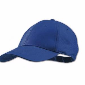 Синяя бейсболка, 5 клиньев