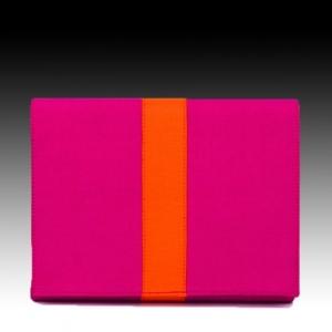 Розовый чехол для ноутбука
