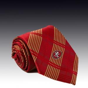 Фирменный шелковый галстук