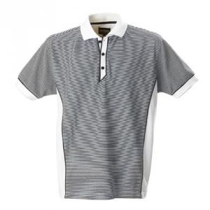 Рубашка поло мужская, суженная к низу