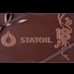 Плитка шоколада прямоугольная