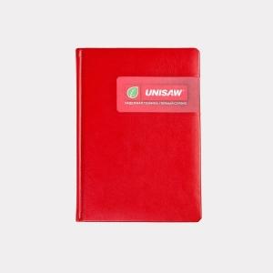 Корпоративный ежедневник с логотипом