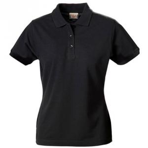 Приталенная женская рубашка поло