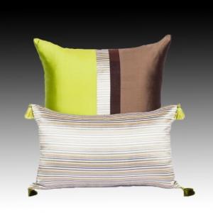 Декоративные чехлы и подушки ручной работы