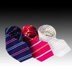 Шелковые галстуки с рисунком