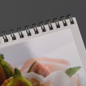 Удобный перекидной календарь среднего формата