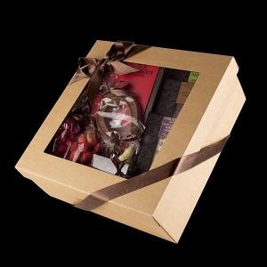 Шоколадное ассорти в коробке