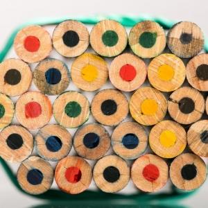 Цветные карандаши без заточки