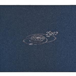 Тиснение фольгой на металлизированной бумаге
