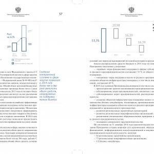 Инфографика для экономического доклада