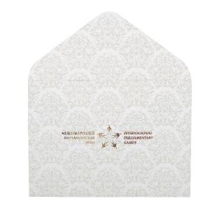 Фирменный конверт с логотипом