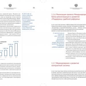 Аналитическая инфографика в оформлении докладов и отчётов