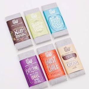 Брендовый мини-шоколад