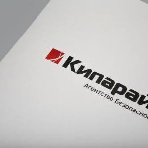Папка для бумаг с лого