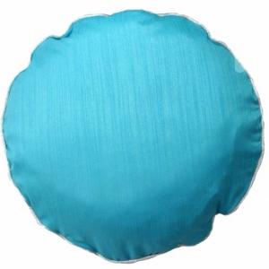 Фирменная подушка круглой формы