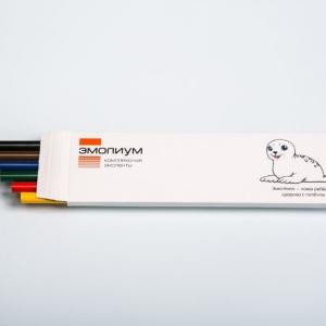 Брендовый набор цветных карандашей