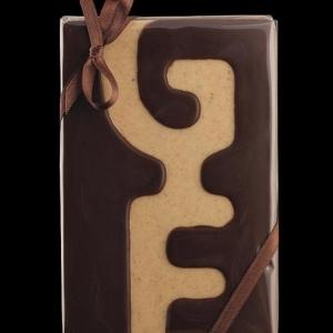 Корпоративный шоколад с уникальной формой