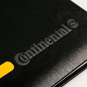 Классический ежедневник с тисненым лого