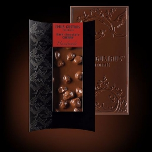 Шоколад с вишней