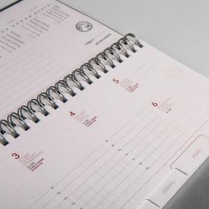Датированный ежедневник на спирали