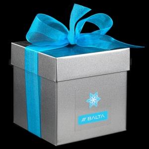 Коробка для трюфеля подарочная