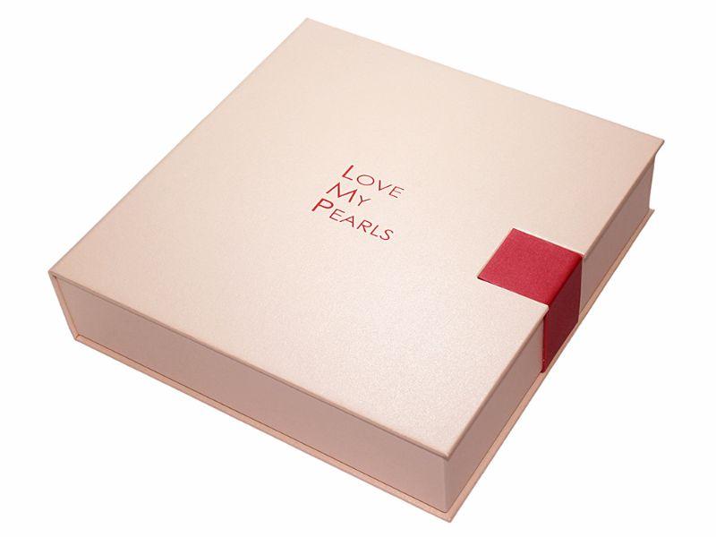 Подарочная коробочка на магните