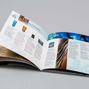 Разворот рекламного каталога