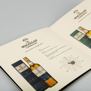 Презентационная брошюра формата 200х200 мм