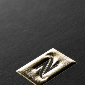 Печать логотипа на приглашении