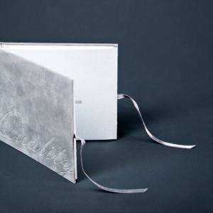 Упаковка-книжка для подарочных пластиковых карт