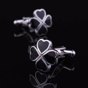 Подарочные запонки из серебра